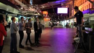 """Absence of evidence is not evidence of absence"" Brisbane Evangelism 12 April 2014"