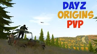 Dayz Origins | PVP MOMENTS #96