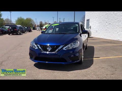 2016 Nissan Sentra St. Charles, Aurora, Glendale Heights, Naperville, North Aurora, IL R6145
