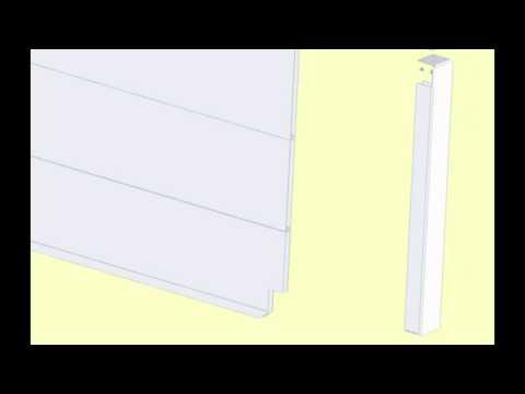laufleise mobile trennwand funnydog tv. Black Bedroom Furniture Sets. Home Design Ideas