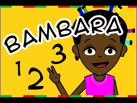 Compter en bambara avec Mawa