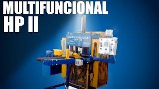 Multifuncional HP II - Grupo Aguilar