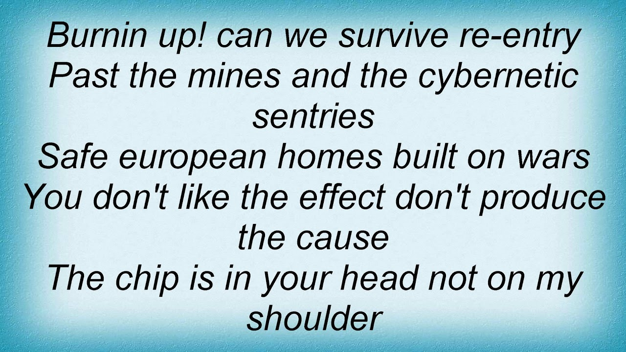 Asian Dub Foundation - Fortress Europe Lyrics | MetroLyrics