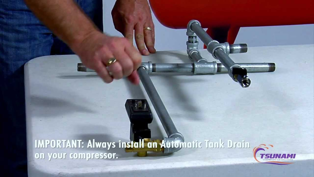 Compressed Air System Basics Youtube