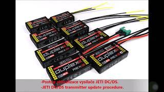 JETI Receiver Update By JETI Studio
