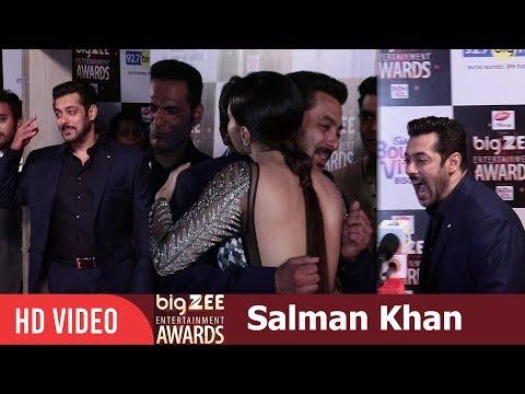 Salman Khan at Big Zee Entertainment Awards 2017 | Tiger Zinda hai