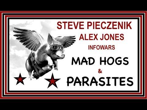 STEVE PIECZENIK ALEX JONES INFOWARS  CONDENSED Aug 23 17 MAD HOGS