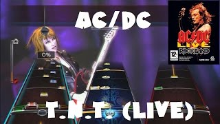 AC/DC - T.N.T. (Live) - AC/DC Live: Rock Band Track Pack Expert Full Band