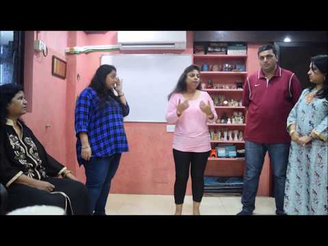 Family Constellation Therapy Done to Resolve Parkinson Disease Facilitated by Dr Gittanjali Saxena