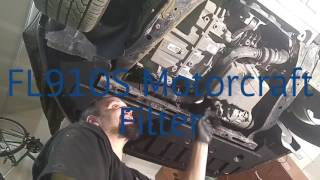 2013 Ford Fusion oil change, tire rotation, brake and rotating parts inspection what to look for