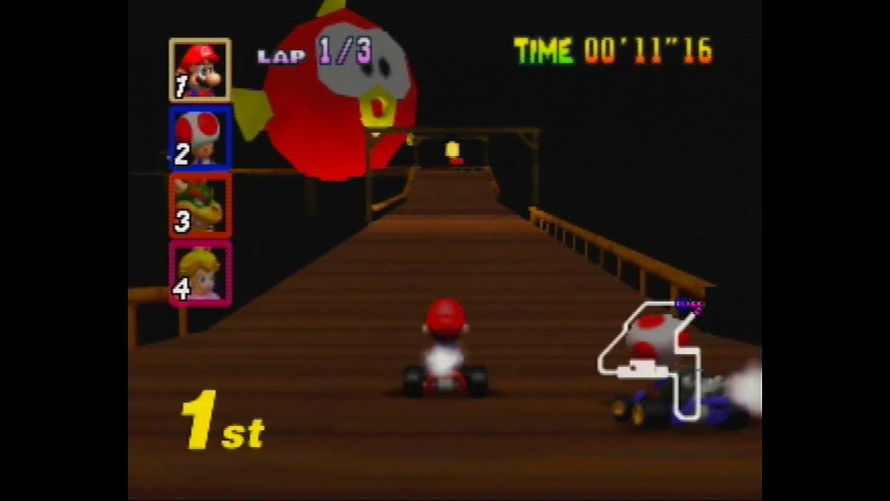 Mario Kart 64 Courses Ranked The Brothers Geek Medium