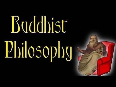 Armchair Philosophy #10 - Buddhist Philosophy - YouTube