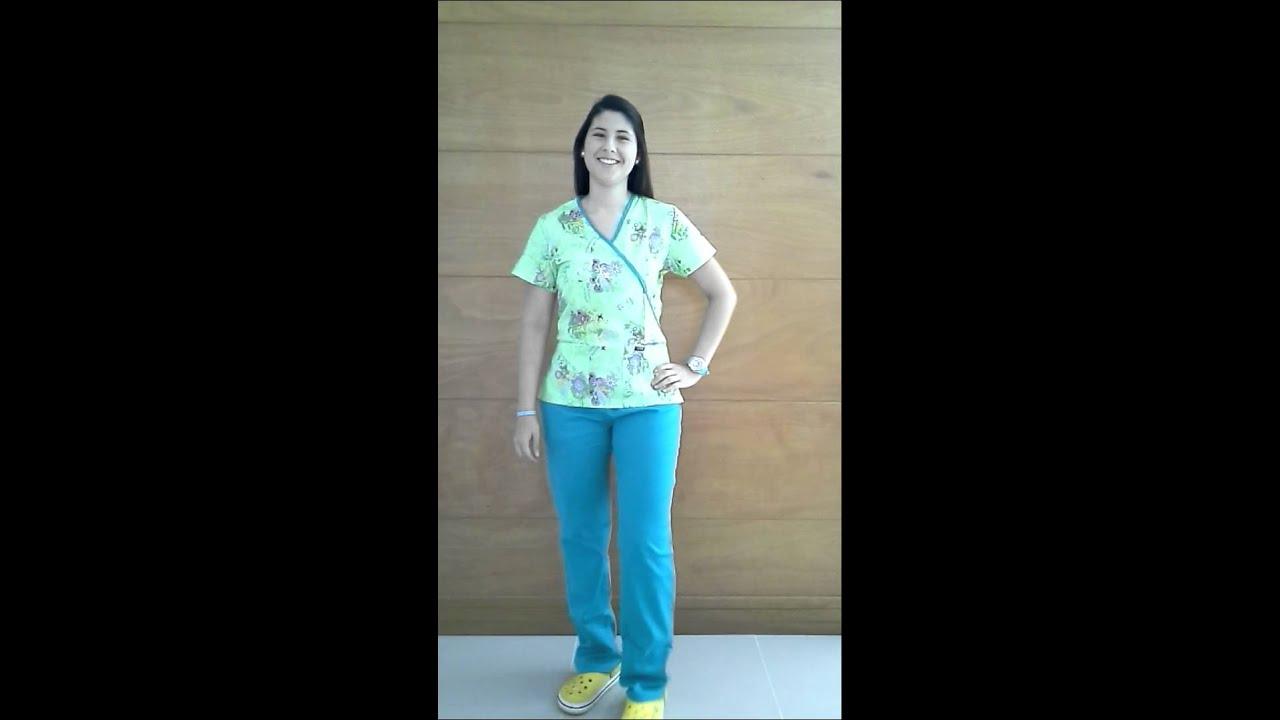 Uniformes medicos unifor comfort doovi for Spa uniform norge