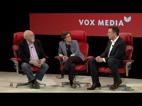 Is life a video game? | Elon Musk | Code Conference 2016