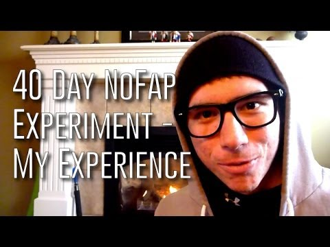 40 Day NoFap Experiment - My Experience - 동영상