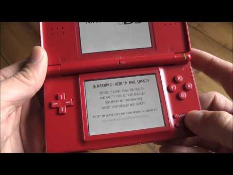 Fixing Faulty Consoles - Nintendo DS Lite - Part 1 - Inspection - Ebay Bargains