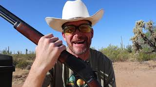 Marlin 1894 CB .357 mag/.38 Special - Review, Accuracy & Plinking!