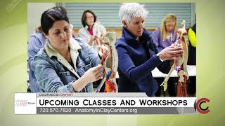Anatomy in Clay Centers® Health Awareness Workshops