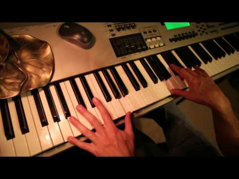 The City Harmonic - Praise the Lord (piano accompaniment)