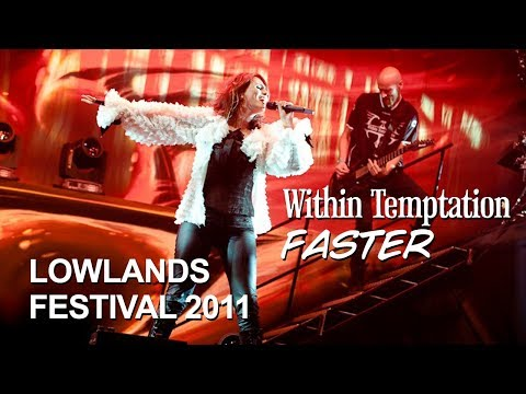 within temptation faster live at lowlands 2011 youtube. Black Bedroom Furniture Sets. Home Design Ideas