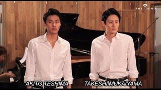 http://ameblo.jp/solidemo/ VOCAL: 手島章斗(AKITO TESHIMA)、向山...