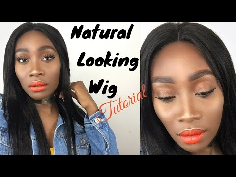 How to: Make a SUPER FLAT Natural Looking WIG | ft Soul Lady Hair (+ wig for $250)