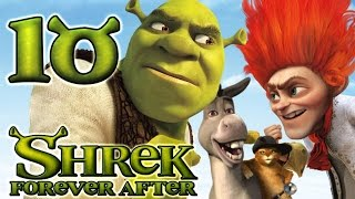 Shrek Forever After Walkthrough Part 10 (PS3, X360, Wii, PC) - Catacombs (1)