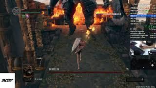 Qttsix | Dark Souls Remastered All Bosses Speedrun in 1:12:23 IGT