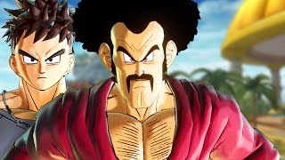 BECOMING HERCULE'S BODYGUARD - Dragon Ball Xe...