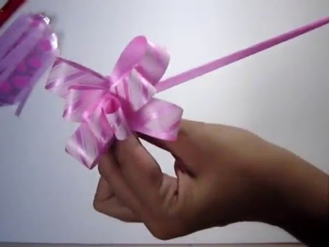 Pull Flower Ribbons YouTube