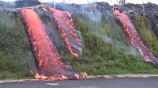 Извержение вулкана Грандиозное и разрушительное природное явление