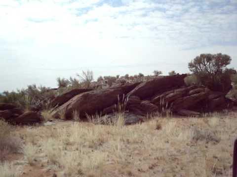 South Africa Feldspar And Tourmaline Mine