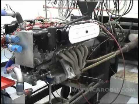 Lamborghini Espada Engine Dyno Youtube