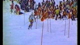 Ingemar Stenmark: gli sci planano a valle guidati da rotaie invisibili