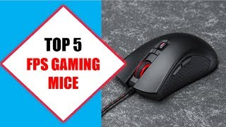 Top 5 Best FPS Gaming Mice 2018 | Best FPS Gaming Mice Review By Jumpy Express