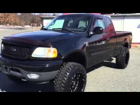 Lifted 2001 Ford F-150 for sale - YouTube