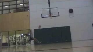 Jordan Kilganon dunking at boreal :: 10 feet Video