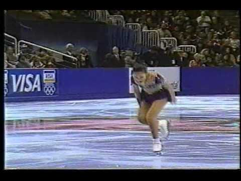 Michelle Kwan 關穎珊 - 1996 U.S. Figure Skating Championships, Ladies