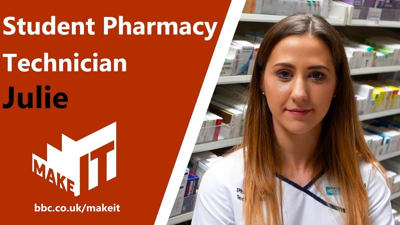 Planit Job Profiles Pharmacy Technician Pharmacy