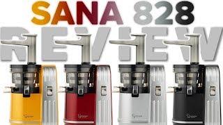 Sana 828 review