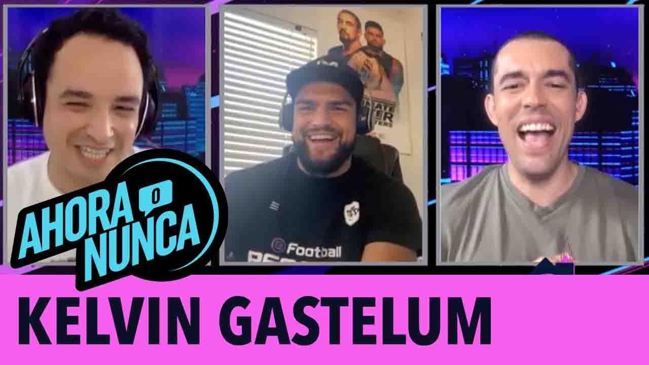 'EL MMA YA ESTÁ PASANDO AL BOXEO 🔥' -Kelvin Gastelum