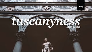 TUSCANYNESS (2018) — A documentary on Tuscan Architecture [Eng/Chn Subs]
