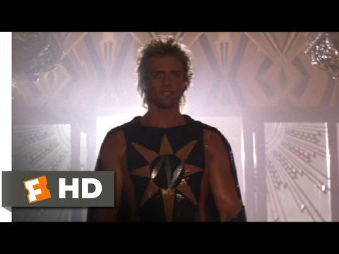Superman IV (4/10) Movie CLIP - Nuclear Man (1987) HD