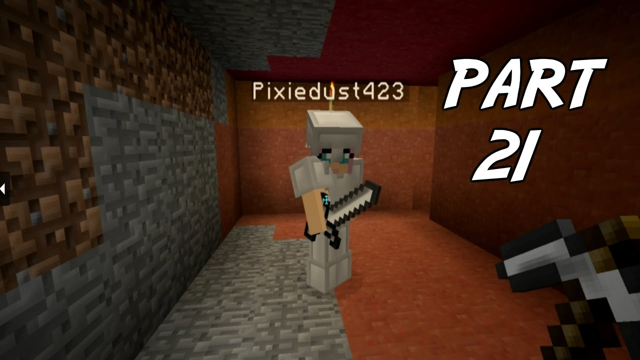 Family Game Nights Plays: Minecraft Part 22 - The ...