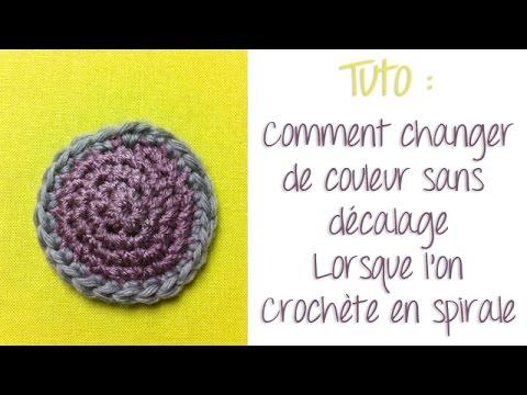 changer couleur crochet