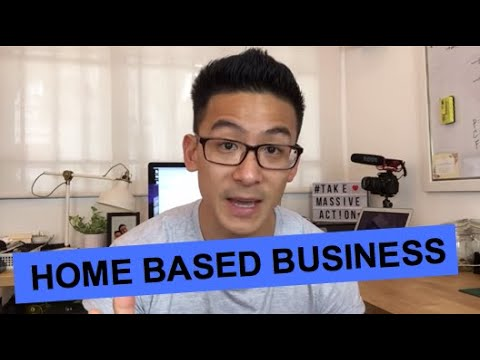 You Must Start One - Home Based Business 101...