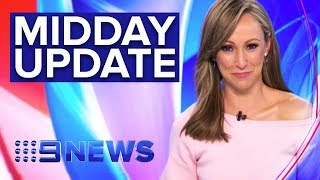 Woolworths wage anger, truck crash chaos, bushfire fight | Nine News Australia