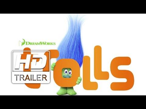 Trolls - Primer Trailer Doblado (HD)