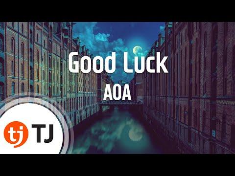 [TJ노래방] Good Luck - AOA() / TJ Karaoke