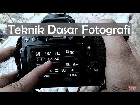 Teknik Dasar Fotografi Lengkap (Segitiga Exposure)